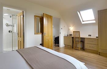Chambre double au au premier étage