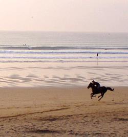 Aller à cheval à Doonbeg