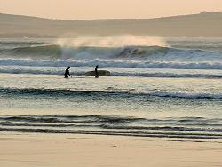 Le surf à Doonbeg